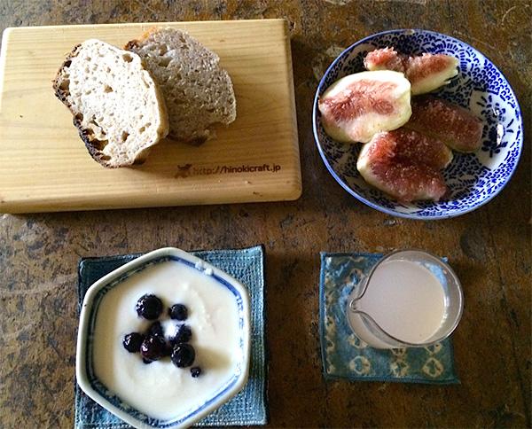 豆乳ヨーグルトパン
