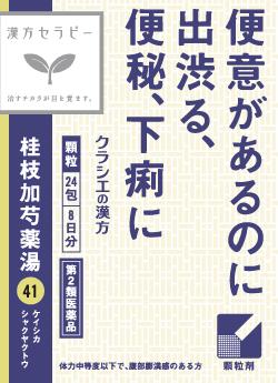 桂枝加芍薬湯(けいしかしゃくやくとう)