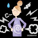お腹のガス抜きに効果がある3つの簡単な方法